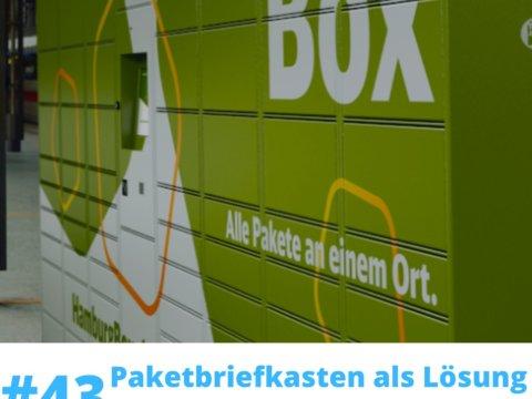 Paketbriefkasten System mit Gunnar Anger