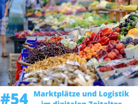 Marktplätze - Wie das Logistiklager zum Schaufenster werden kann