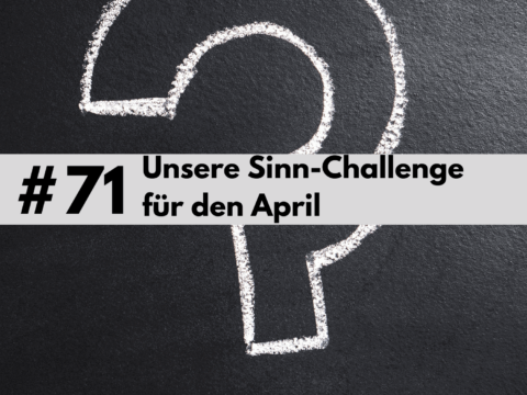 Sinn Challenge für April