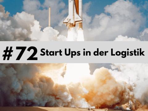 Start Ups in der Logistik