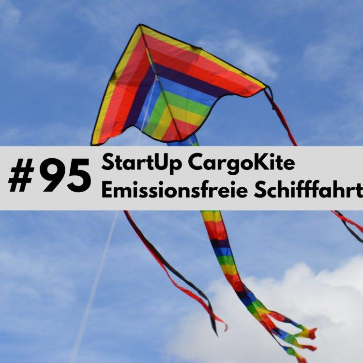 095 CargoKite Emissionsfreie Seeschifffahrt