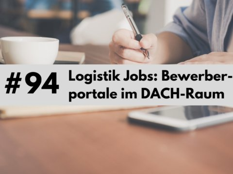 094 Logistik Jobs im DACH Raum