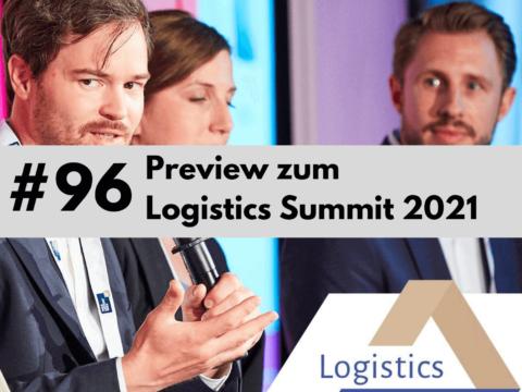 Logistics Summit 2021 in Berlin