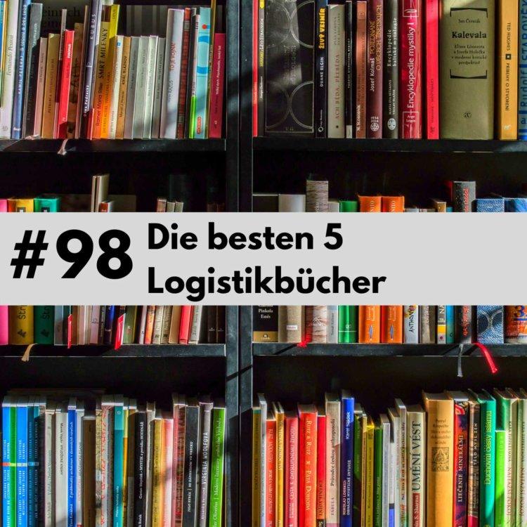 Die 5 besten Logistikbücher